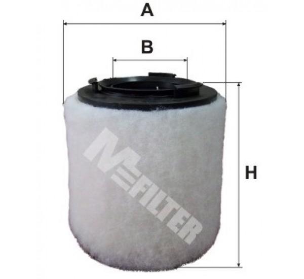 A 8047 Фільтр забору повітря для ДВЗ