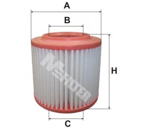 A 8048 Фільтр забору повітря для ДВЗ