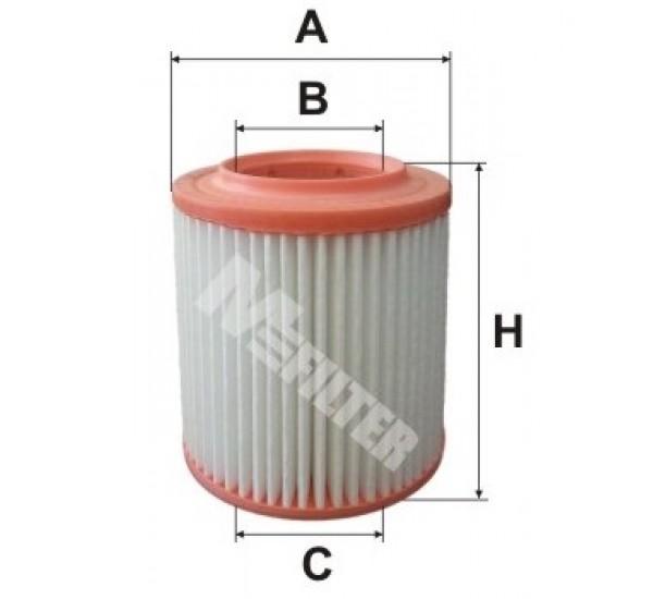 A 8049 Фільтр забору повітря для ДВЗ