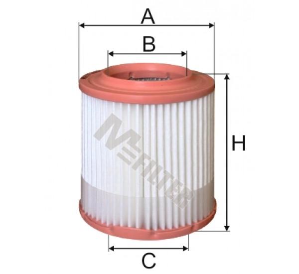 A 8049/1 Фільтр забору повітря для ДВЗ