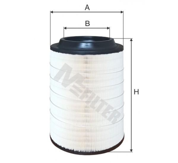A 8054 Фільтр забору повітря для ДВЗ