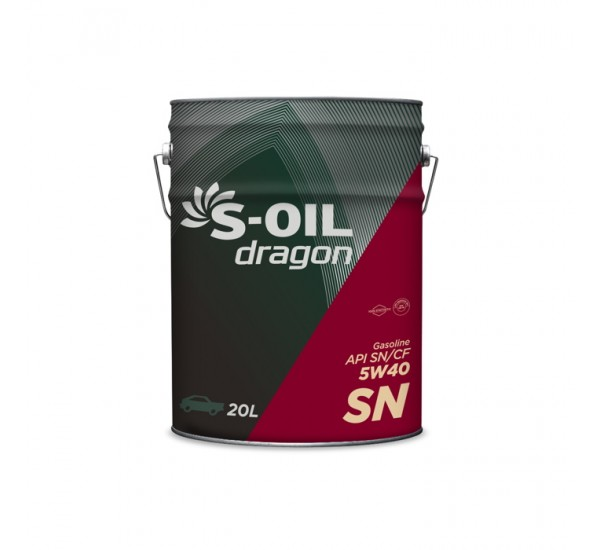 DRAGON SN 5W40 Олива моторна синтетична 20л.