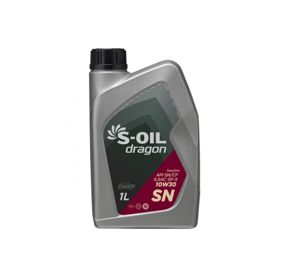 DRAGON SN 10W30  Олива моторна напівсинтетична 1л