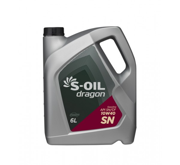 DRAGON SN 10W40 Олива моторна напівсинтетична 6л.