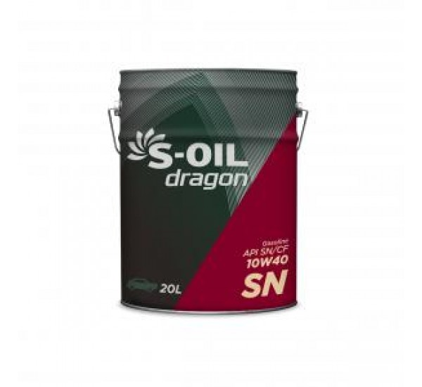 DRAGON SN 10W40 Олива моторна напівсинтетична 20л.