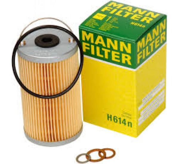 Фильтр масляный H 614N (пр-во MANN)