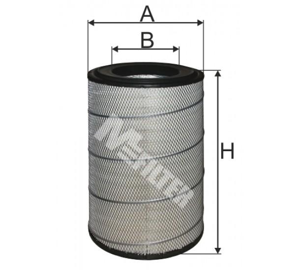 A 333 Фільтр забору повітря для ДВЗ