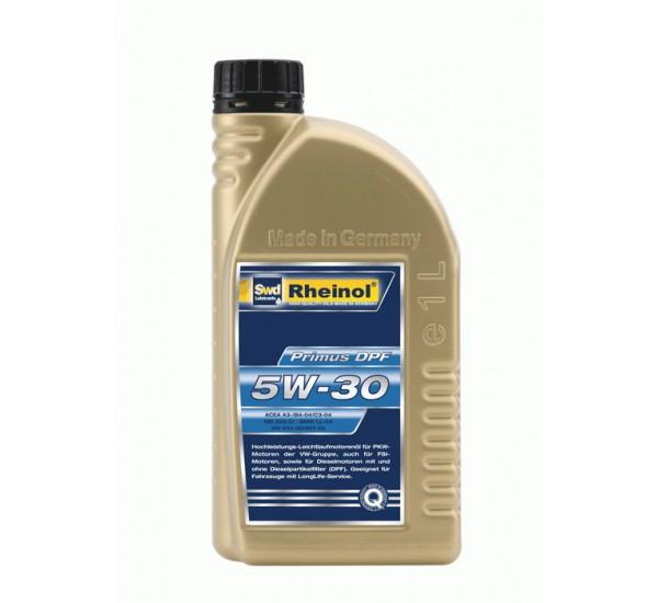 Rheinol Primus  DPF  5W-30 синтетична, універсальна 1L