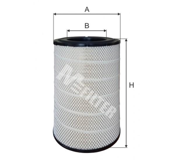 A 8021 Фільтр забору повітря для ДВЗ
