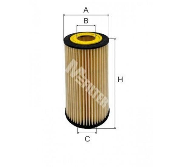 TE 4048 Фільтр мастила