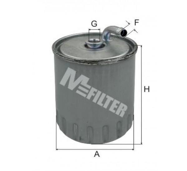 DF 3569 Фільтр для фільтрування палива у ДВЗ