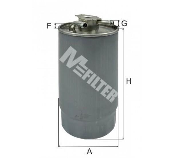 DF 3571 Фільтр для фільтрування палива у ДВЗ