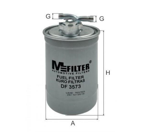 DF 3573 Фільтр для фільтрування палива у ДВЗ