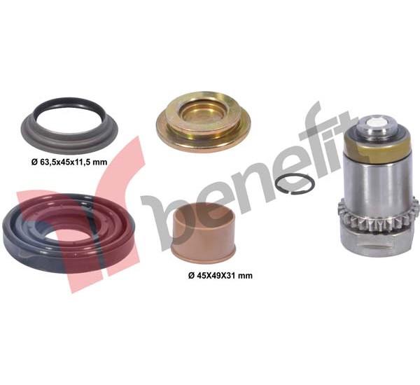 Meritor 3535 РМК регулюючого механізму правий DUCO M0133 (В-о BENEFIT)