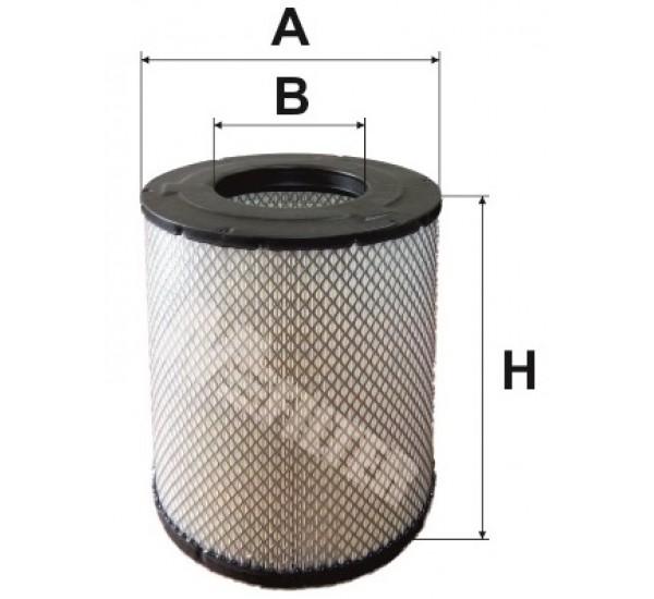A 8055 Фільтр забору повітря для ДВЗ