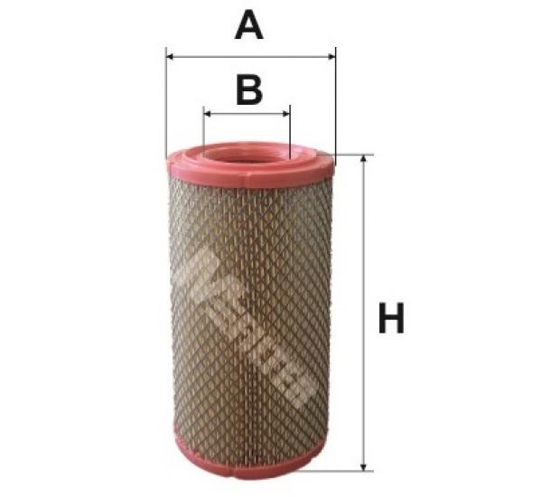 A 8057 Фільтр забору повітря для ДВЗ