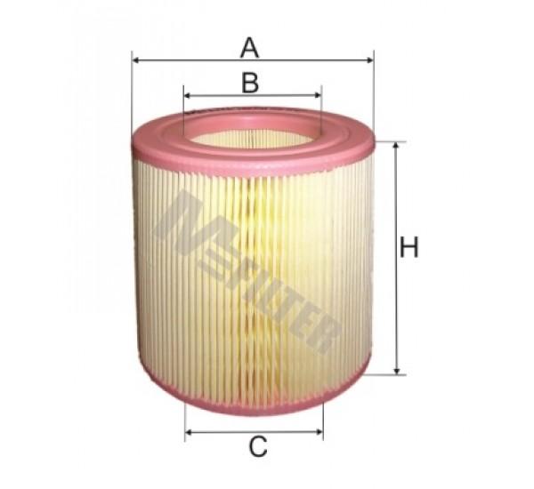 A 8058 Фільтр забору повітря для ДВЗ