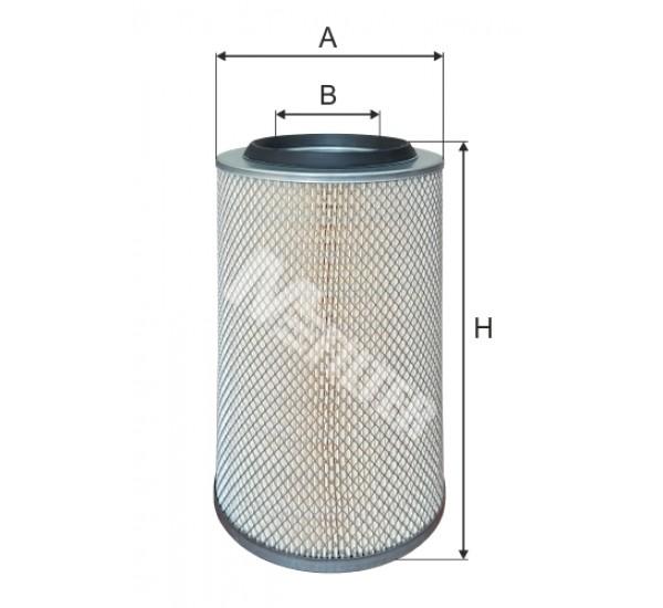 A 8066 Фільтр забору повітря для ДВЗ