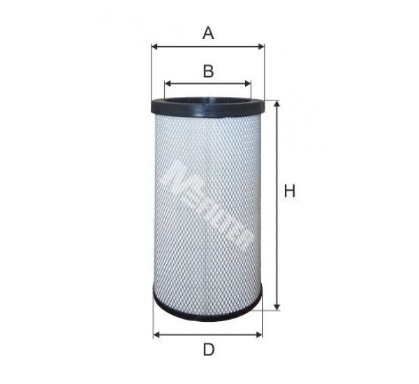 A 8098/1 Фільтр забору повітря для ДВЗ