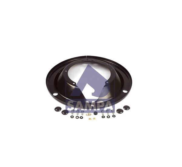 075.544 Пыльник барабана торм.  на колесо SAF (пр-во SAMPA)