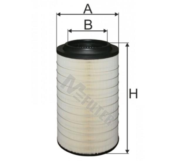 A 562 Фільтр забору повітря для ДВЗ