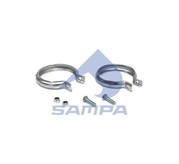 Ремонтный комплект гофры глушителя MB Sampa