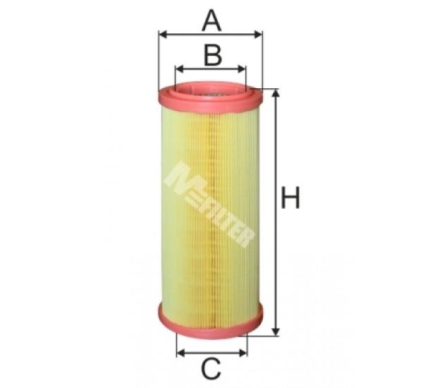 A 891 Фільтр забору повітря для ДВЗ