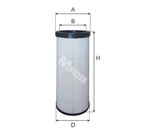 A 8078/1 Фільтр забору повітря для ДВЗ