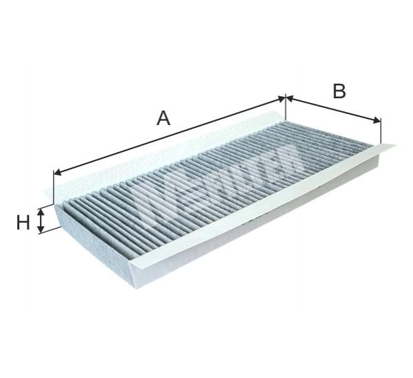 K 933C Фільтр салона