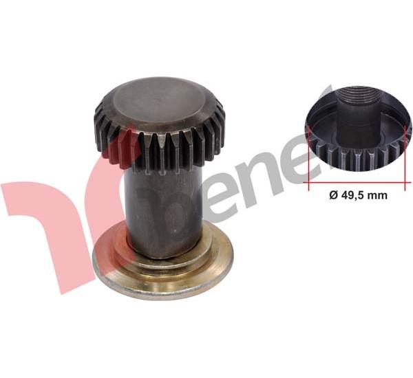 Meritor 3554 Шестерня калібрувального механізму супорту, ELSA 2, ELSA 195-225, M0145, (В-о BENEFIT)