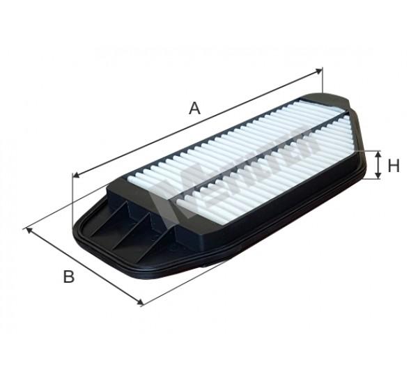 K 7123 Фільтр забору повітря для ДВЗ