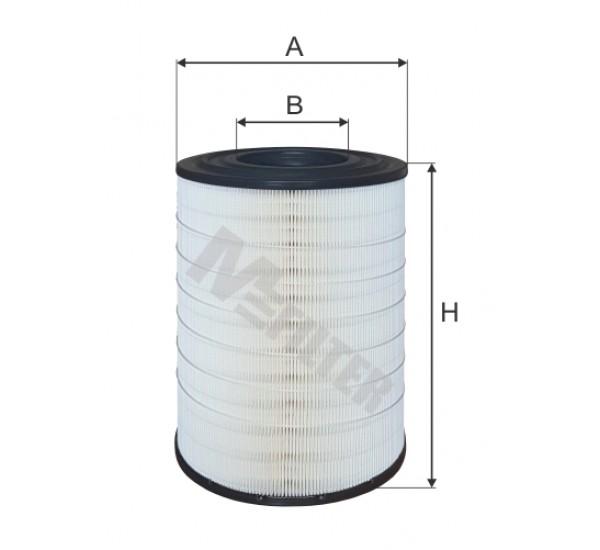 A 574 Фільтр забору повітря для ДВЗ