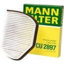 Фильтр салона CHRYSLER, MERCEDES-BENZ (пр-во Mann ..
