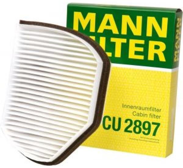 Фильтр салона CHRYSLER, MERCEDES-BENZ (пр-во Mann Hummel)