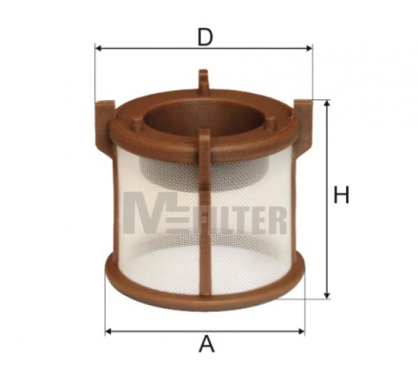DE 3137 Фільтр для фільтрування палива у ДВЗ