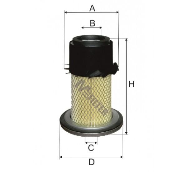 A 1064 Фільтр забору повітря для ДВЗ