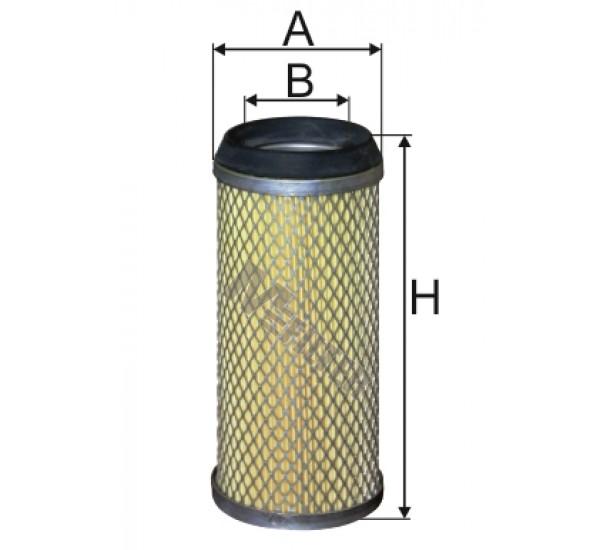A 1071 Фільтр повітряний