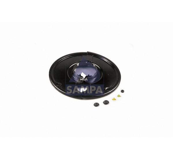 075.522 Пыльник барабана торм. SAF на колесо 145x452x31 (пр-во SAMPA)