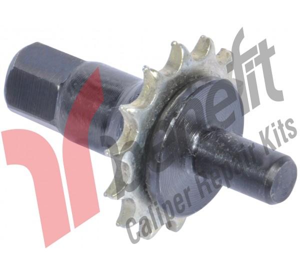 Knorr 1543 Шестерня механізму суппорту, K0103, SN5 (В-о BENEFIT)